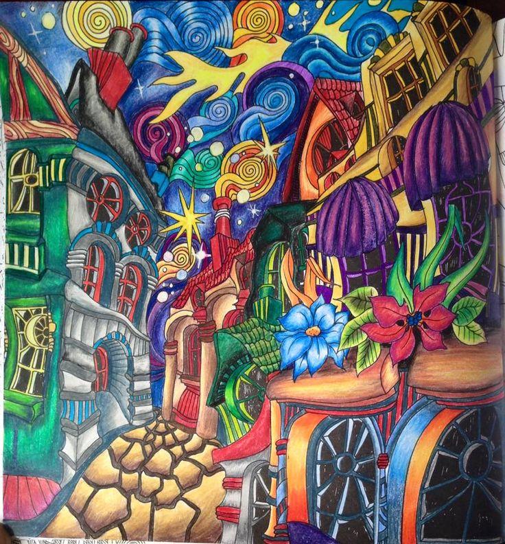 Magical City Talens Van Gogh Pencils