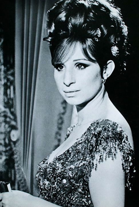 'Funny Girl' (1968) Romantic Musical dir. by William Wyler, Fanny Brice (Barbra Streisand)