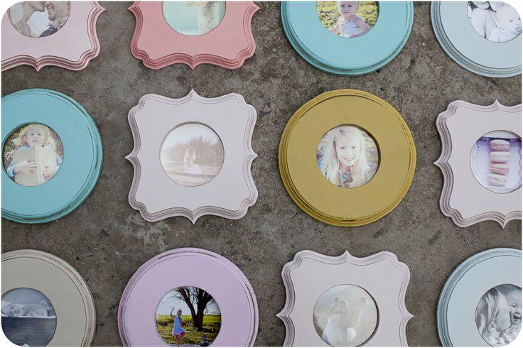 Wooden Frames www.littlehoneypot.co.za