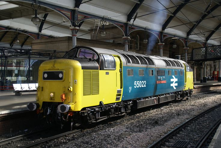 BR Large Logo Blue Deltic | Flickr - Photo Sharing!