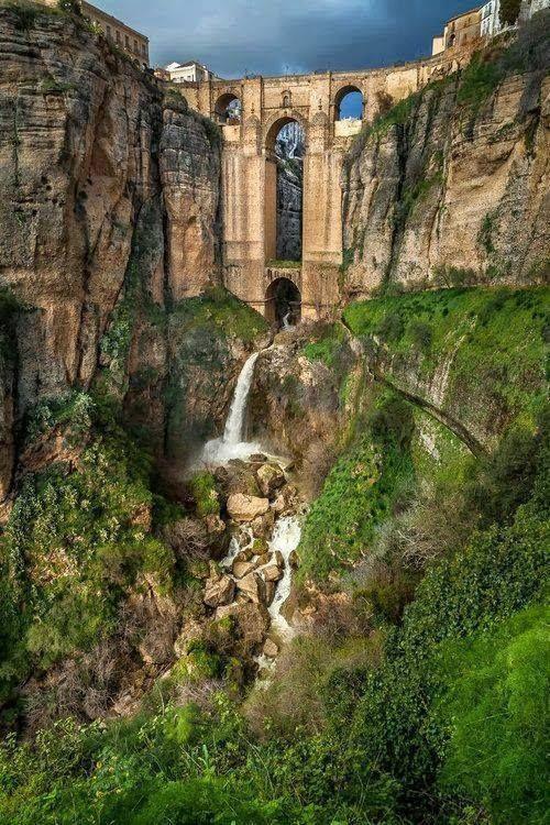 Puente Nuevo- Ronda- Spain