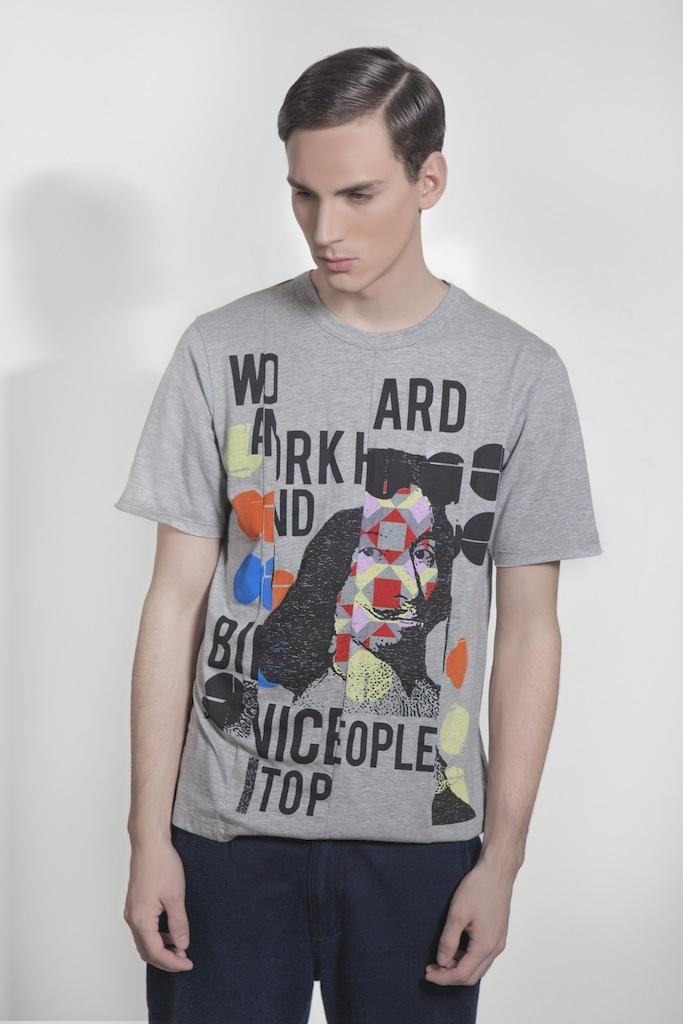 Men's Work Hard T-Shirt