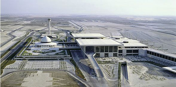 GACA extends contract with Changi Airports International to manage and operate King Fahd International Airport
