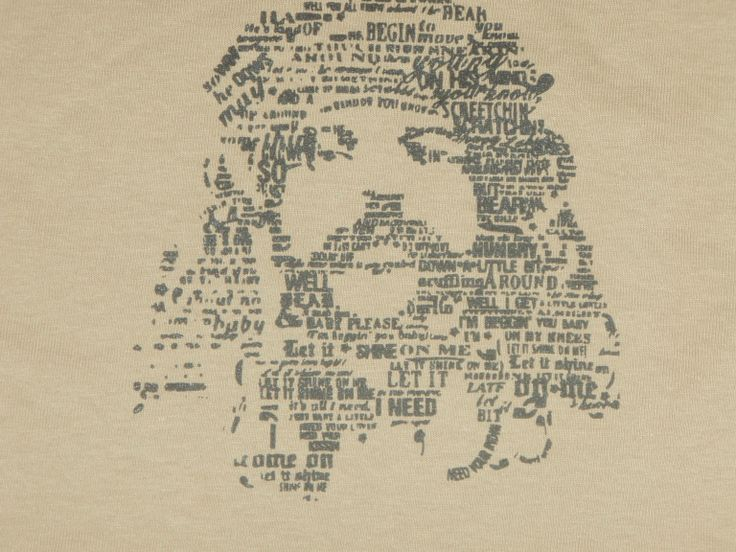 pigpen grateful dead | Here is a Grateful Dead Pigpen t shirt with the lyrics from Lovelight ...