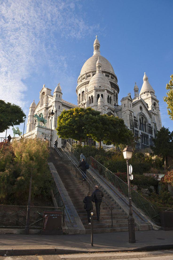Sacré Coeur, el merengue de Montmartre