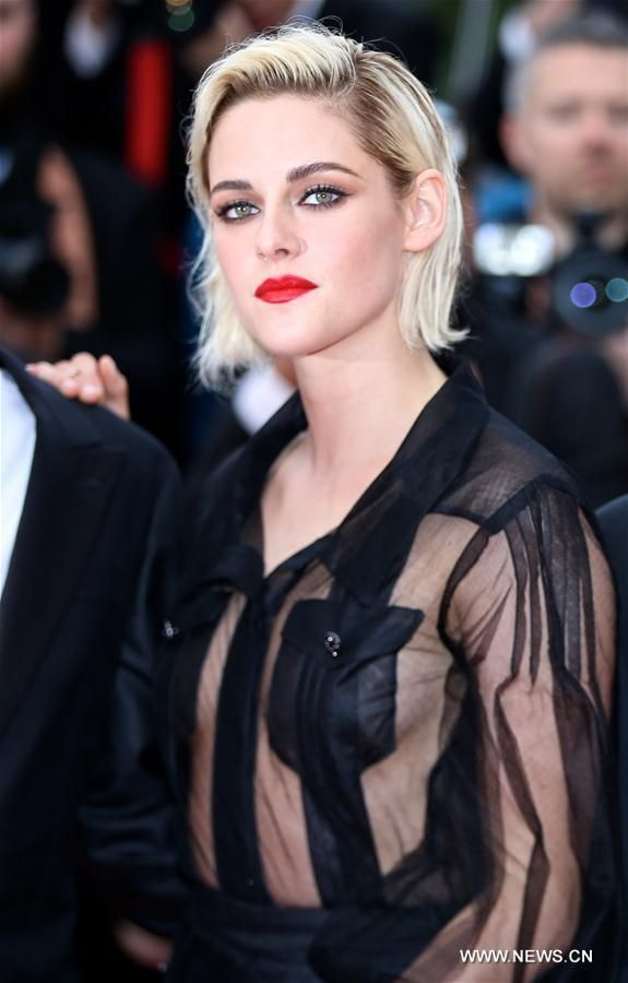 Kristen Stewart at the 69th Cannes Film Festival May 11, 2016