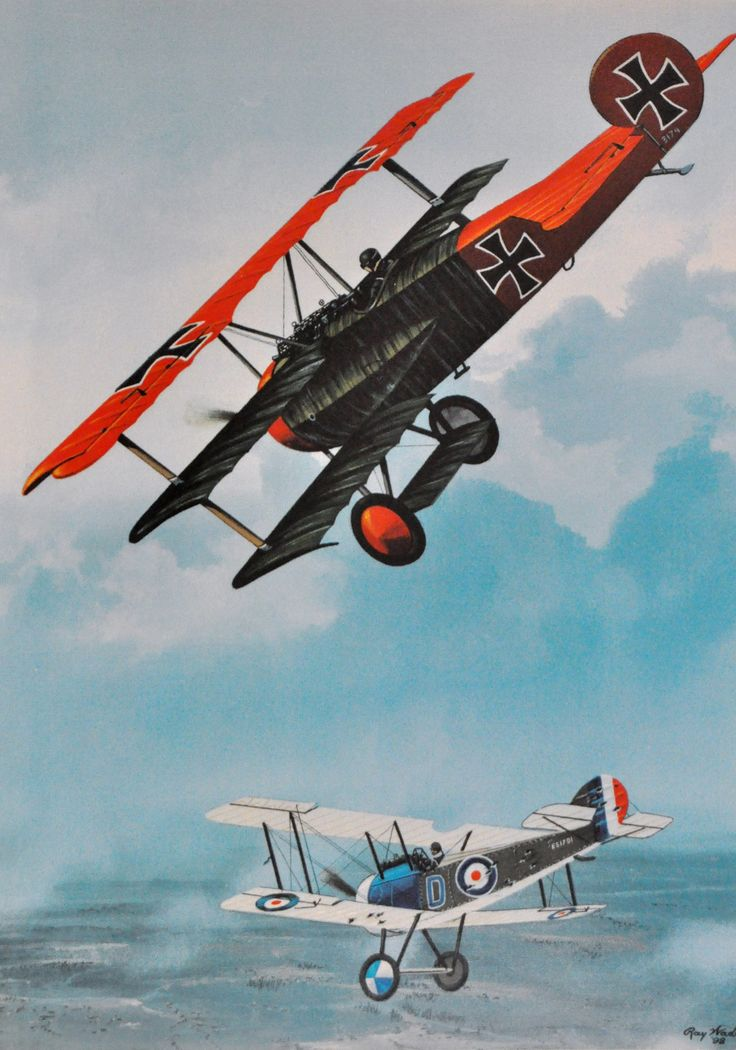 the role of airplanes in world war one World war i: documenting the first total war of the 20th century topic: primary sources the purpose of this guide is to provide ideas and direction for novice researchers.