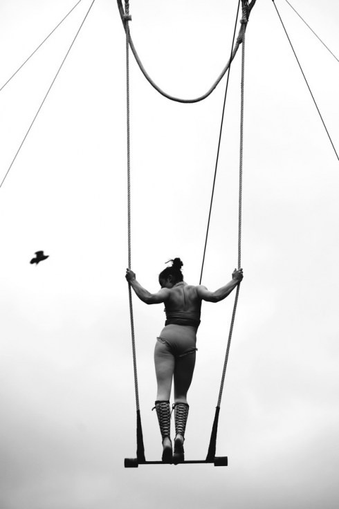 Trapeze. In another life time