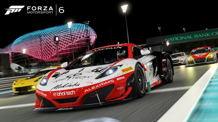 forza motorsport 6 pic desktop - forza motorsport 6 category