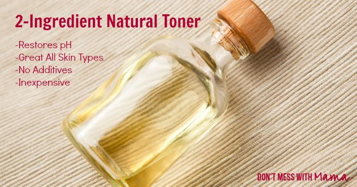 Looking for a natural toner recipe? Try this DIY Apple Cider Vinegar Toner. It restores your skin's pH levels and great for all skin types.