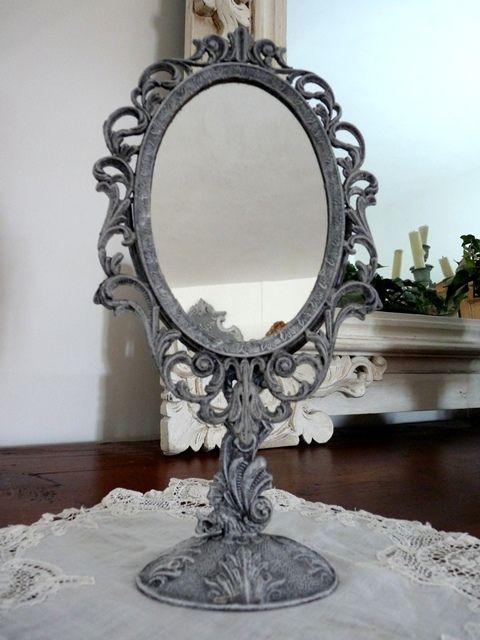 17 meilleures images propos de idiees sur pinterest for Restauration miroir ancien