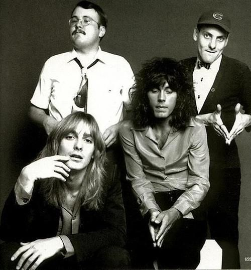 Cheap Trick released an album full of brash, simple rockers. Description from wn.com. I searched for this on bing.com/images