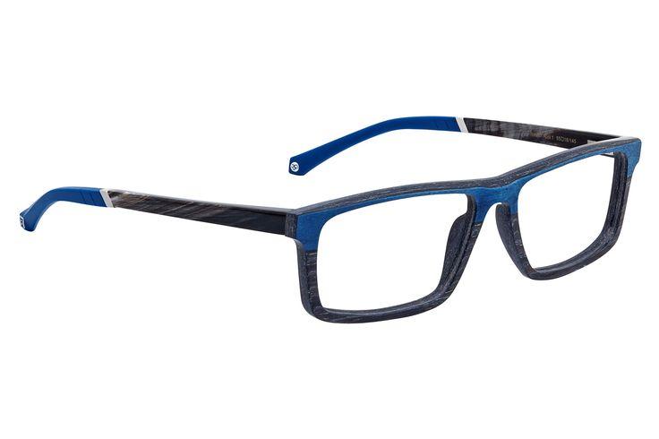 RR017 model - Robert Rüdger Eyewear by Area98 #eyewear #glasses #frame #style #menstyle #accessories