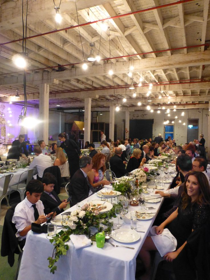 Table buffets are so popular right now, Forte Catering & Events on Cockatoo Island, wedding