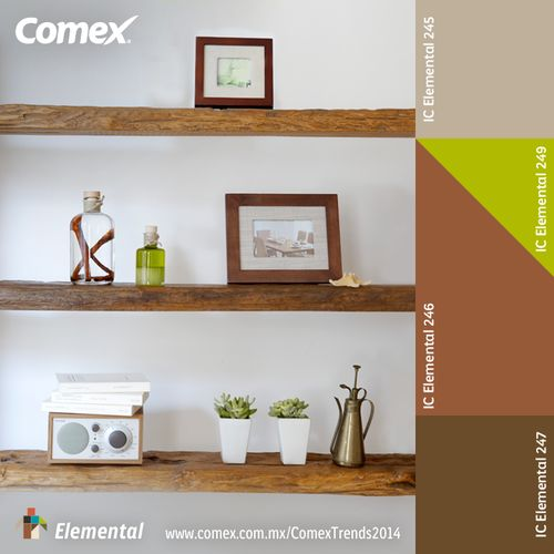 Cuarto secundario colores pinterest secundaria - Color de pintura para habitacion ...