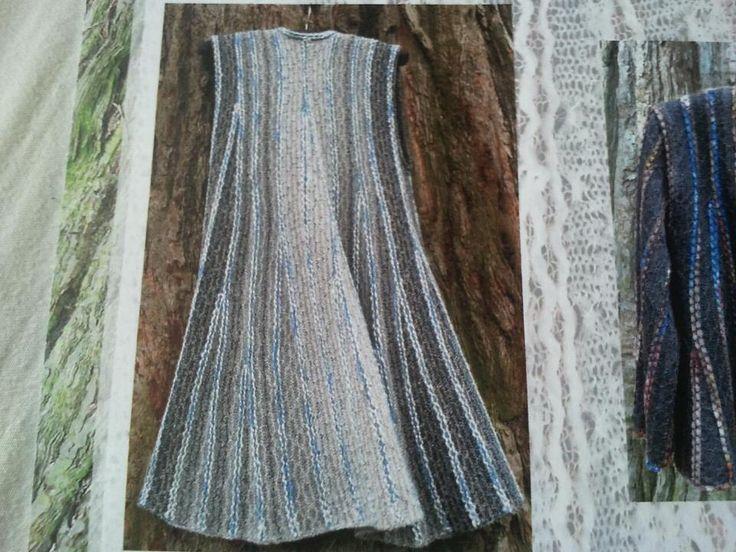 """Adventures with Machine Knitting: Iris Bishop """"Evolution"""""""