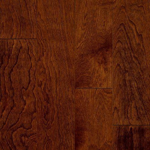 """Hardwood Floors: Bruce Hardwood Flooring - Turlington Signature Series 5"""" - Birch Glazed Rust Red"""