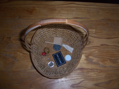 Pre Reading Activity The Montessori I Spy Basket For Sounding Out Phonetic Objects