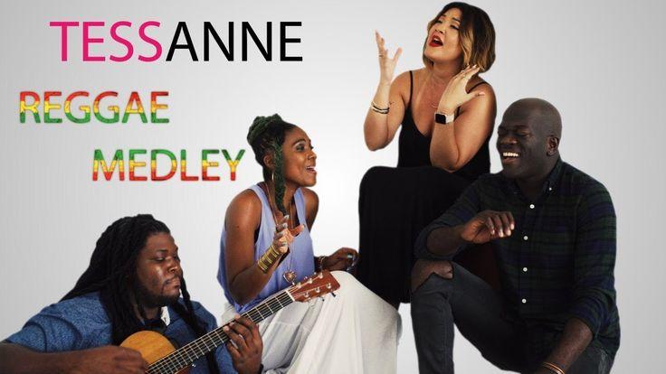 Tessanne Chin   Reggae Medley
