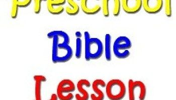 Christmas Lessons #3 The Wise Men (Preschool Bible Lesson)