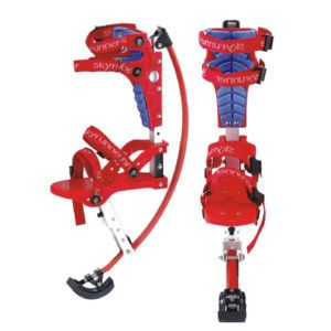 CHILD JUMPING STILTS Child Red Jumping stilts Kids Fitness Exercise Kangaroo Shoes $299.00 $169.00