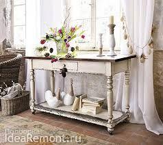 Картинки по запросу стиль прованс в мебели