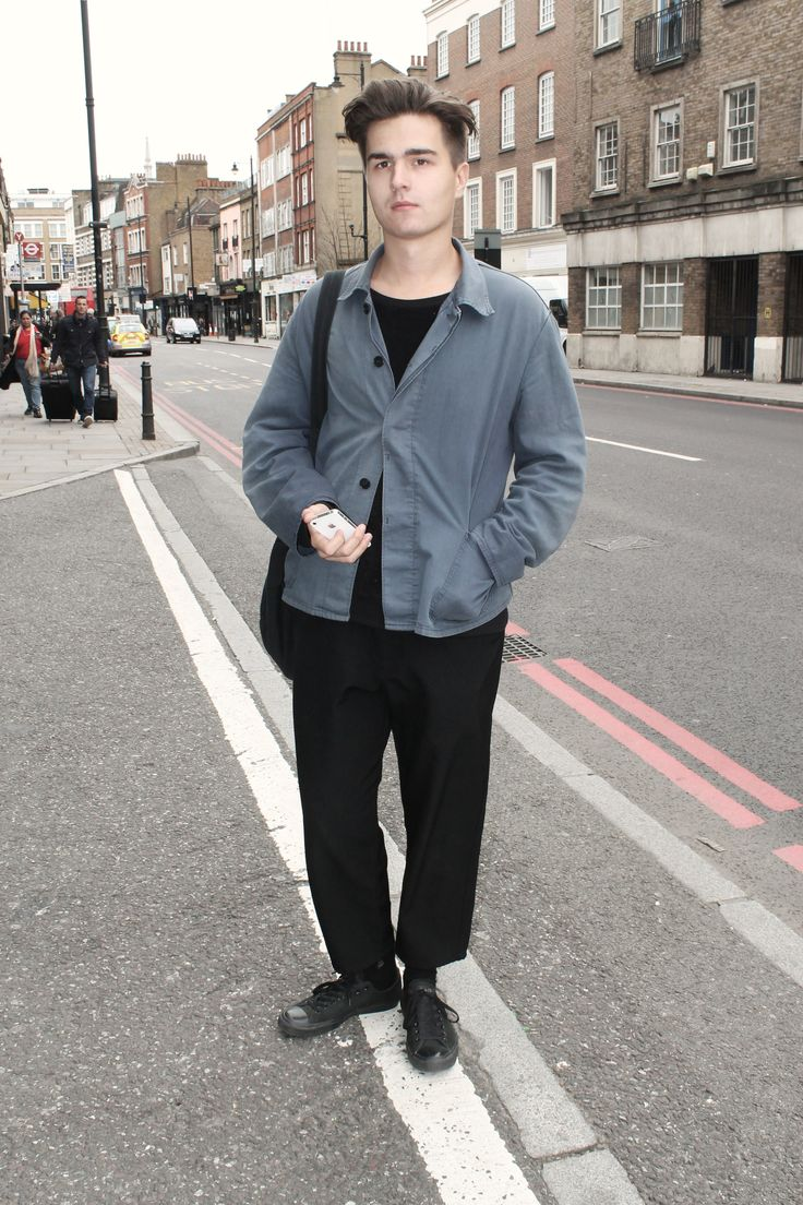 """""""Baggy Trousers"""". Shoreditch Style"""