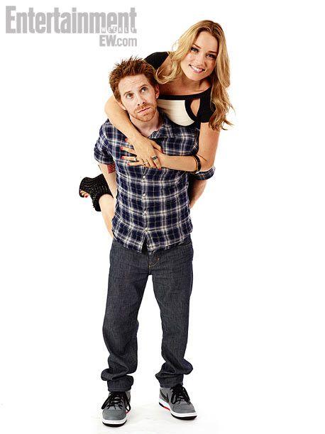 Seth Green & Clare Grant <3