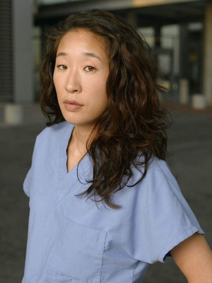 Greys Anatomy Asian