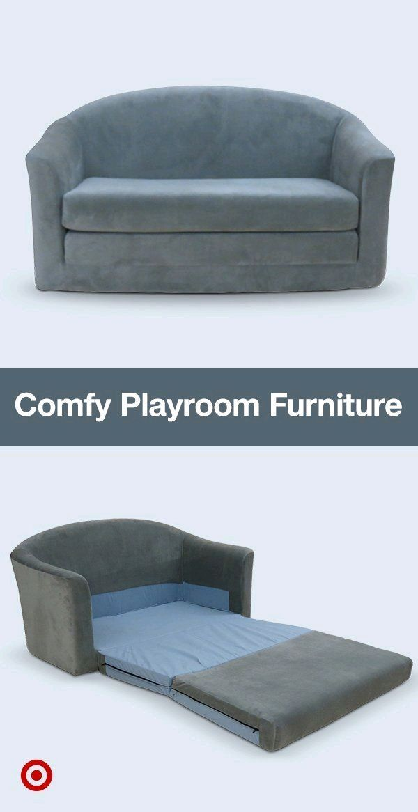 So Smart Perfect For Sleepovers Fold Out Couch Toy Rooms Boy