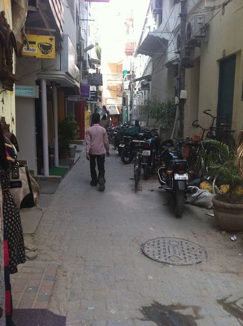 Hauz Khas Village, New Delhi http://www.chaiacupoflife.com/ #delhi #hauzkhas