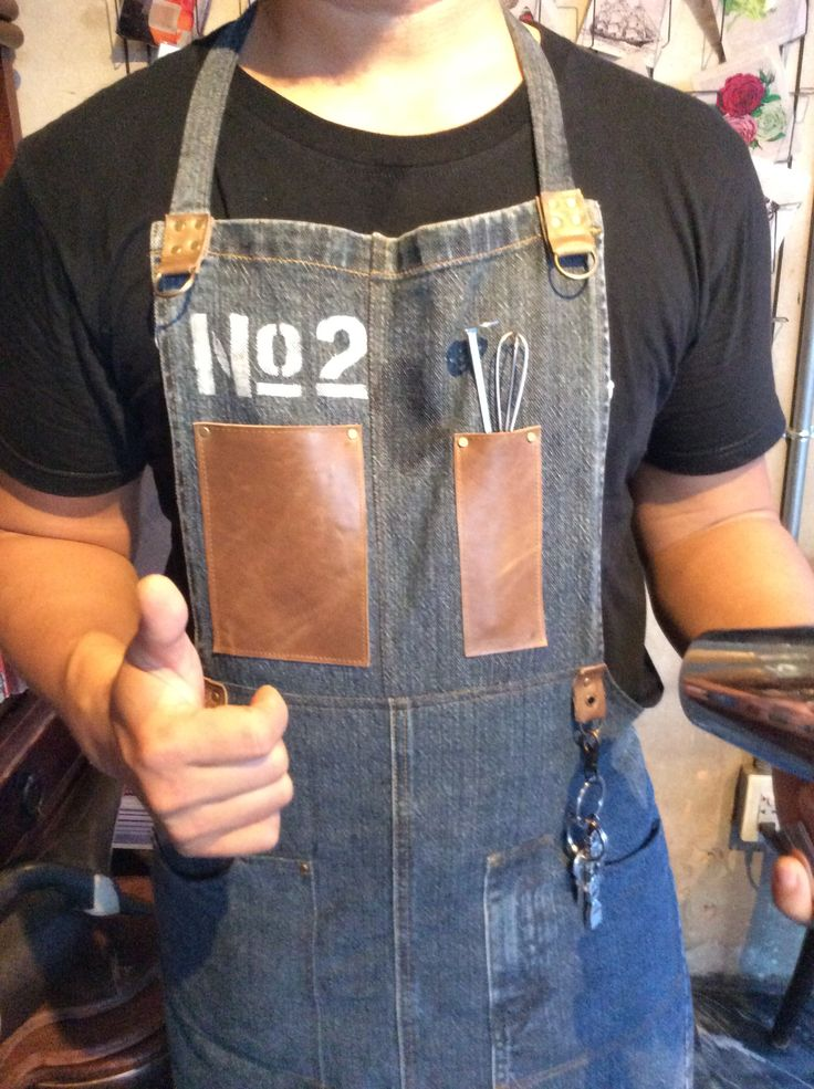 Bartender Apron Apron Amp Hand Sewing Leather Pinterest