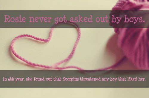 Scorpius made sure that no boys ever asked out Rose. She didn't find out until 6th year.