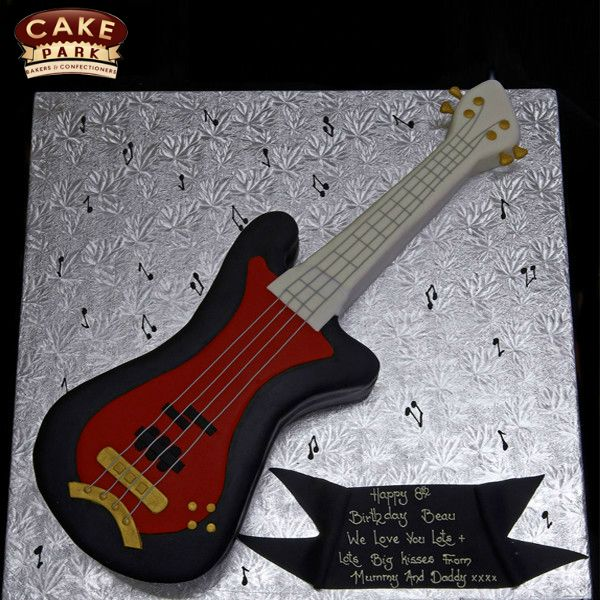 Take a look at the coolest #Guitarphotocakes. You will also find the most delicious photo cakes available in Online. #Photocakes #Birthdaycakes #Customizedcakes Visitus: www.cakepark.net Call us: 044-45535532