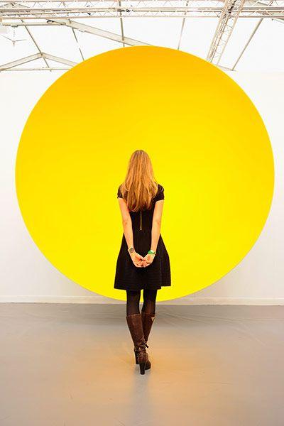 Anish Kapoor, New York Frieze Art Fair