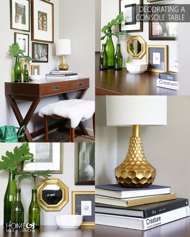 Fantastic Foyer Ideas To Make The Perfect First Impression: Best 25+ Entryway Console Table Ideas On Pinterest