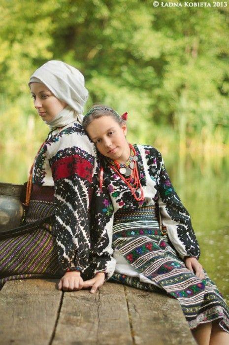 Второе рождение Борщивской вышиванки
