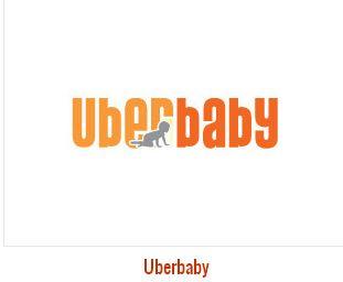 Logo Design For  Uber Baby