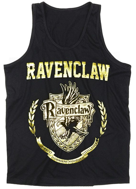 Show that Ravenclaws also have brawn while breaking a sweat in this gilded tank. | 28 Clever Gifts For Ravenclaws