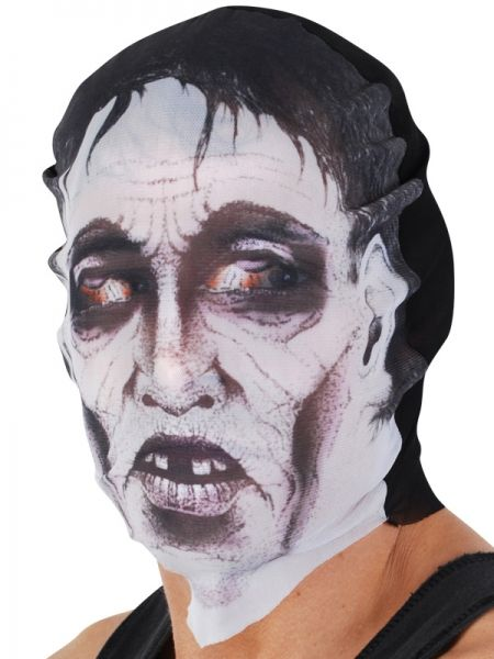 Let's Party With Balloons - Zombie Stocking Mask, $4.00 (http://www.letspartywithballoons.com.au/zombie-stocking-mask/)