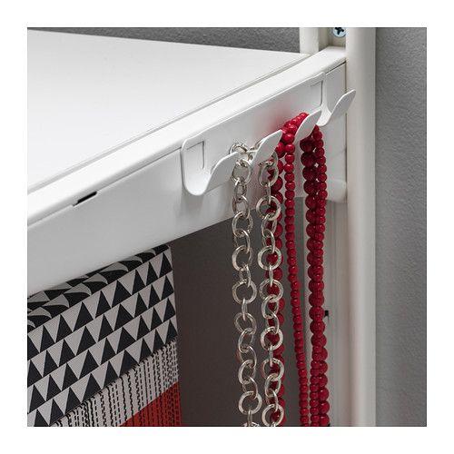 die besten 25 ikea garderobenhaken ideen auf pinterest ikea sitzbank hemnes ikea hacker. Black Bedroom Furniture Sets. Home Design Ideas
