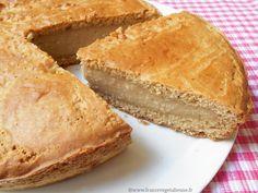 Gâteau basque (recette végane)