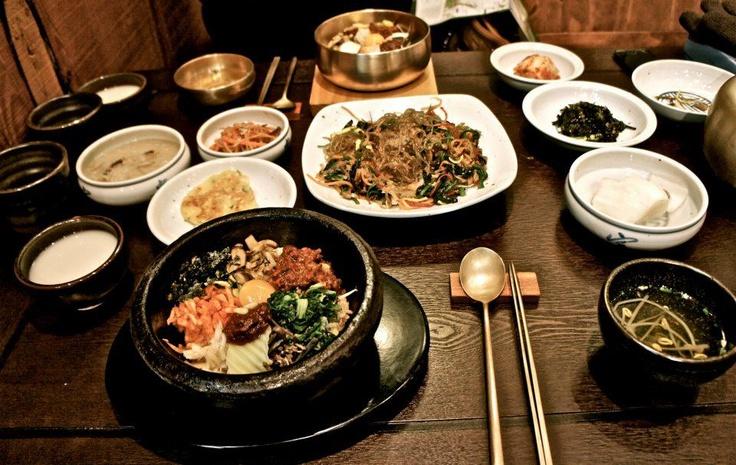 Bibimbab 비빔밥 :D