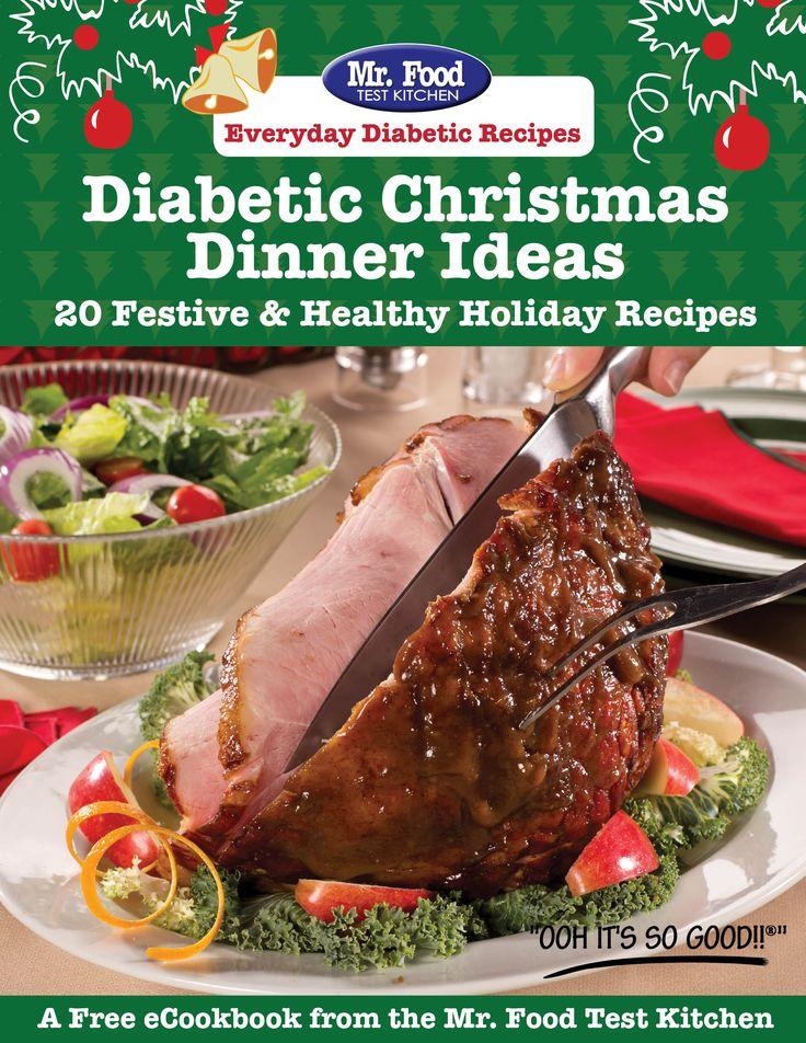 55 best free ecookbooks images on pinterest cooking recipes mr diabetic christmas dinner ideas free ecookbook forumfinder Choice Image