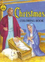 Christmas Coloring Book.