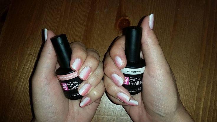 shared Sandra Plomp-Perdok's photo. Glamorous peach met soft White  gemengd — with Kelly Hijstek.