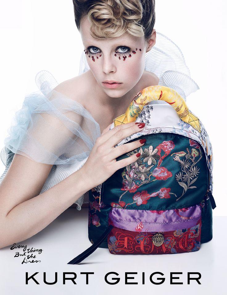 Kurt Geiger - Backpacks - Chantal
