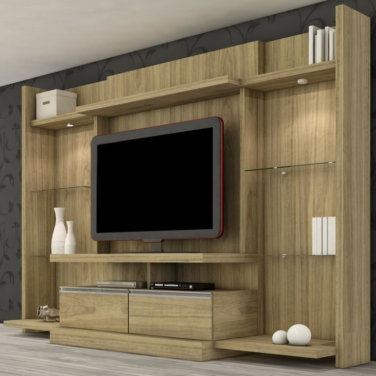Estante Para TV E Home Theater Honduras KNR Monastrell Em Estante Para TV E Home  Theater Na MadeiraMadeira Part 84