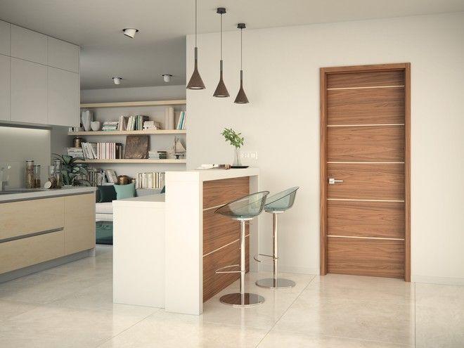 Dveře Sapeli - ALEGRO dveře do kuchyně