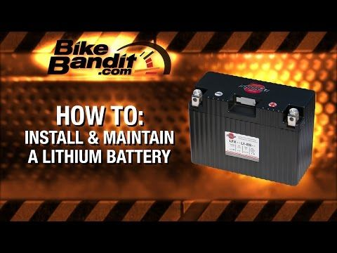 A new video about Batteries has been added at http://motorcycles.classiccruiser.com/batteries/how-to-install-and-maintain-a-lithium-motorcycle-battery/